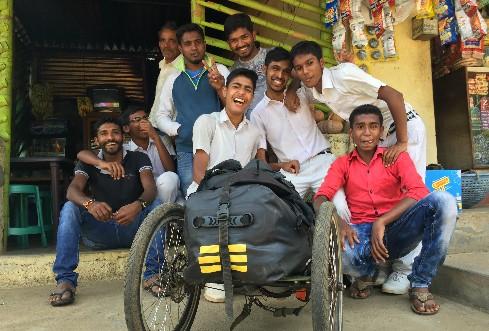 Crossing India