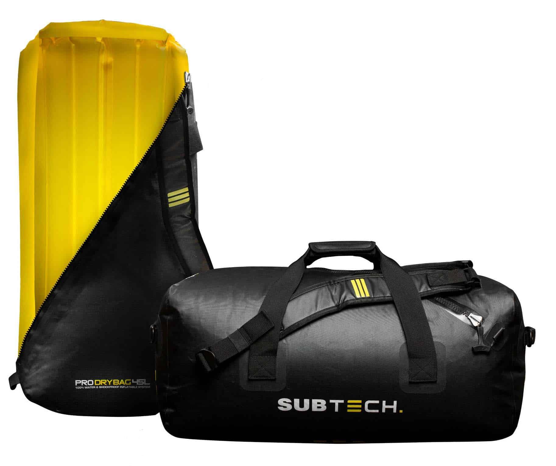 PRO DRYBAG 45L – Waterproof & Shockproof Bag