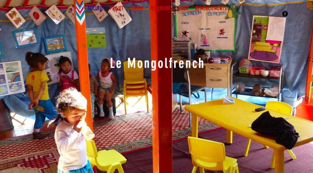 Mongolia school