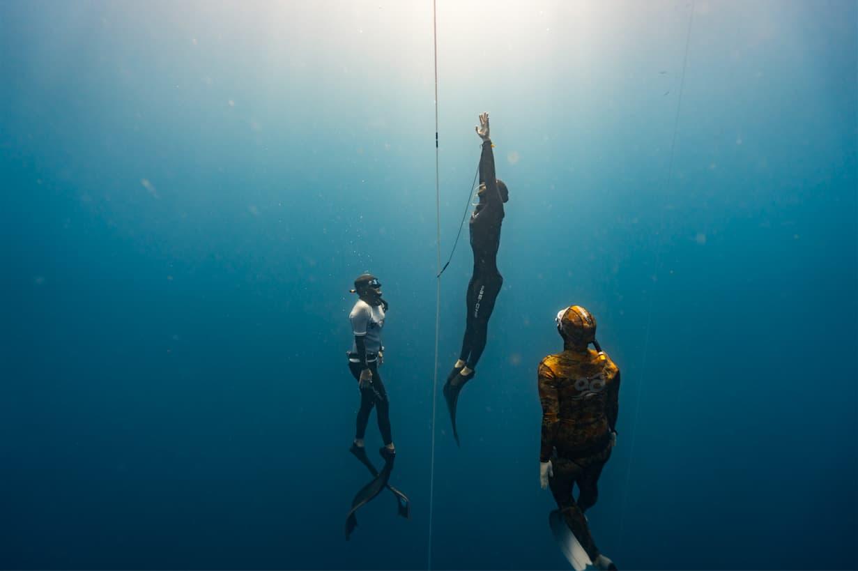 4x Australian Freediving Record Holder