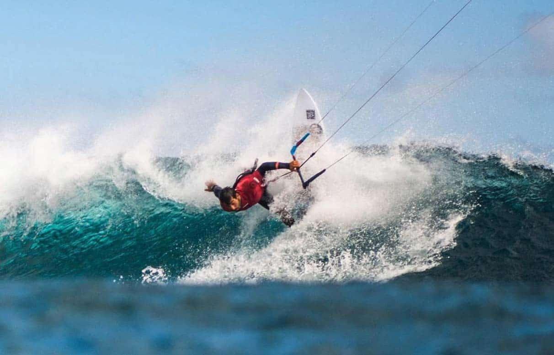 Kitesurf Team rider- Sebastian Ribeiro